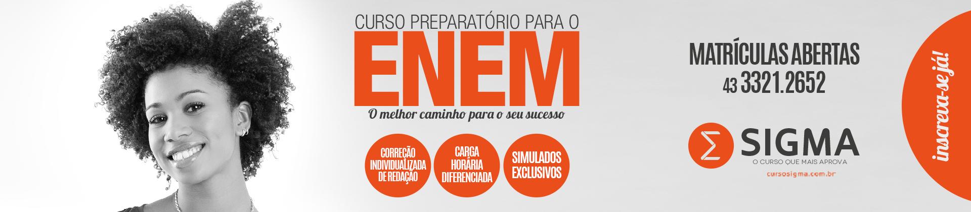 Campanha ENEM